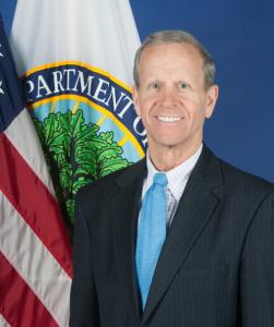 Frank T Brogan - Assistant Secretary