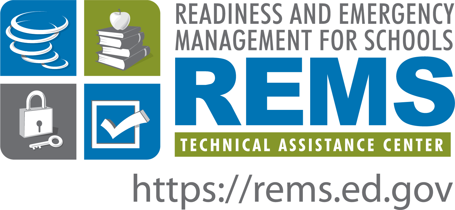 Readiness and Emergency Management fro Schools (REMS) Technical Assistance Centers