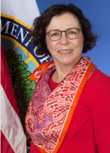Ruth Ryder - Deputy Assistant Secretary for Formula Grants Programs
