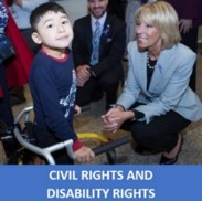 civil rights and disability rights