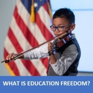 what is education freedom?