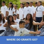 where do grants go?
